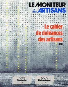 AVRIL 2019<br /> LE MONITEUR DES ARTISANS<br /> Interview Jean-Marie Deslandes<br /> Qualités des menuiseries alu et mixtes<br />