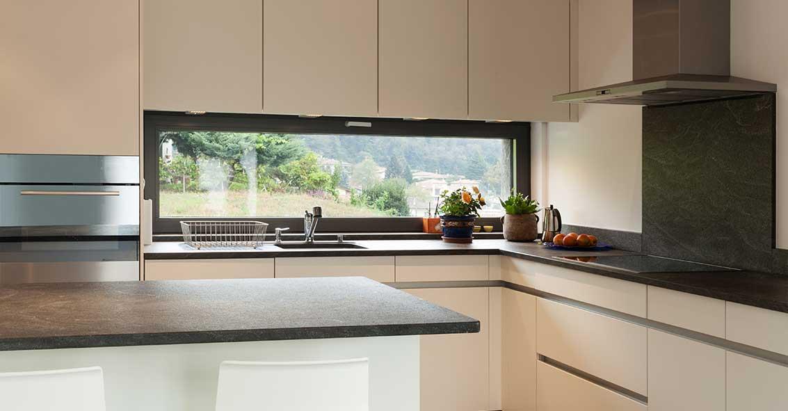 Quel type de fenêtre installer dans la cuisine ?