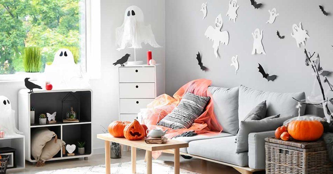 Quelles idées de décorations d'Halloween pour la maison ?